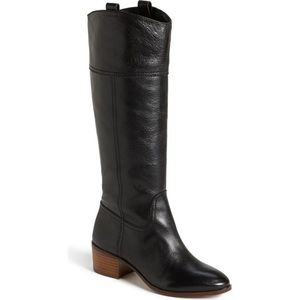 Louise Et Cie Lo-Verrah Leather Boots